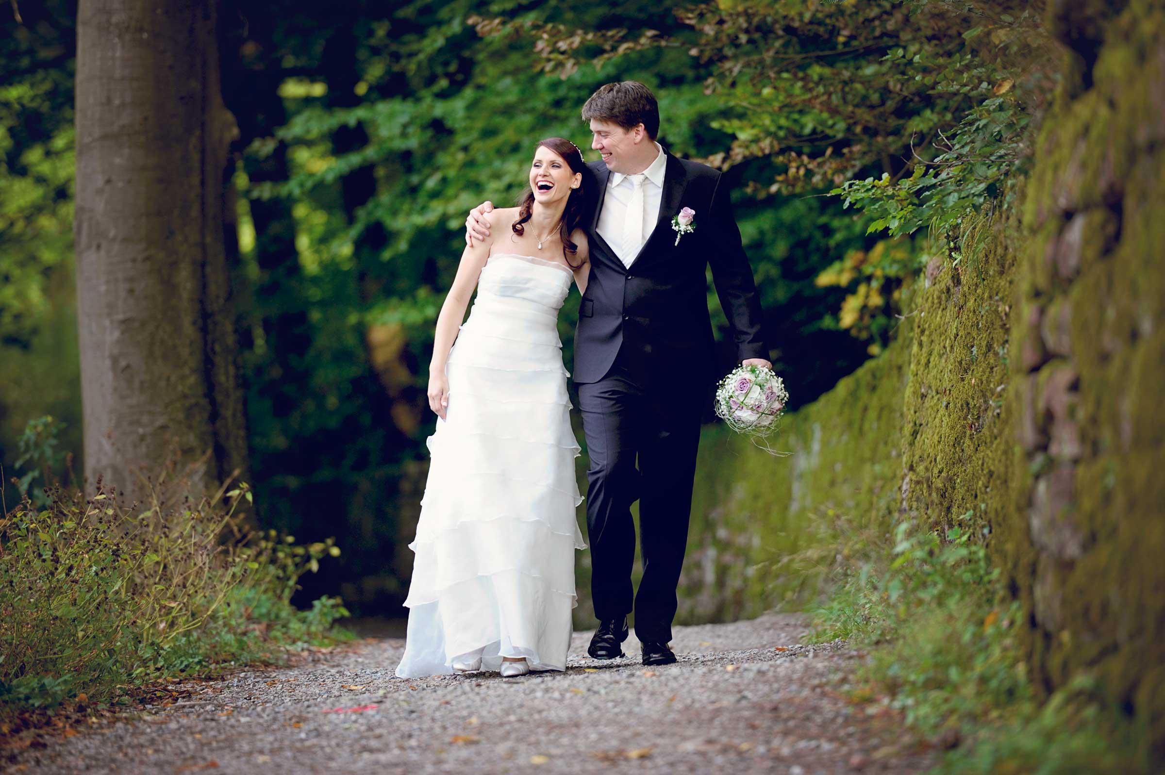 Manu und Michas Hochzeit auf dem Hoher Darsberg