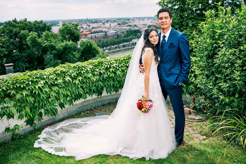 Als Hochzeitsfotograf in Heidelberg