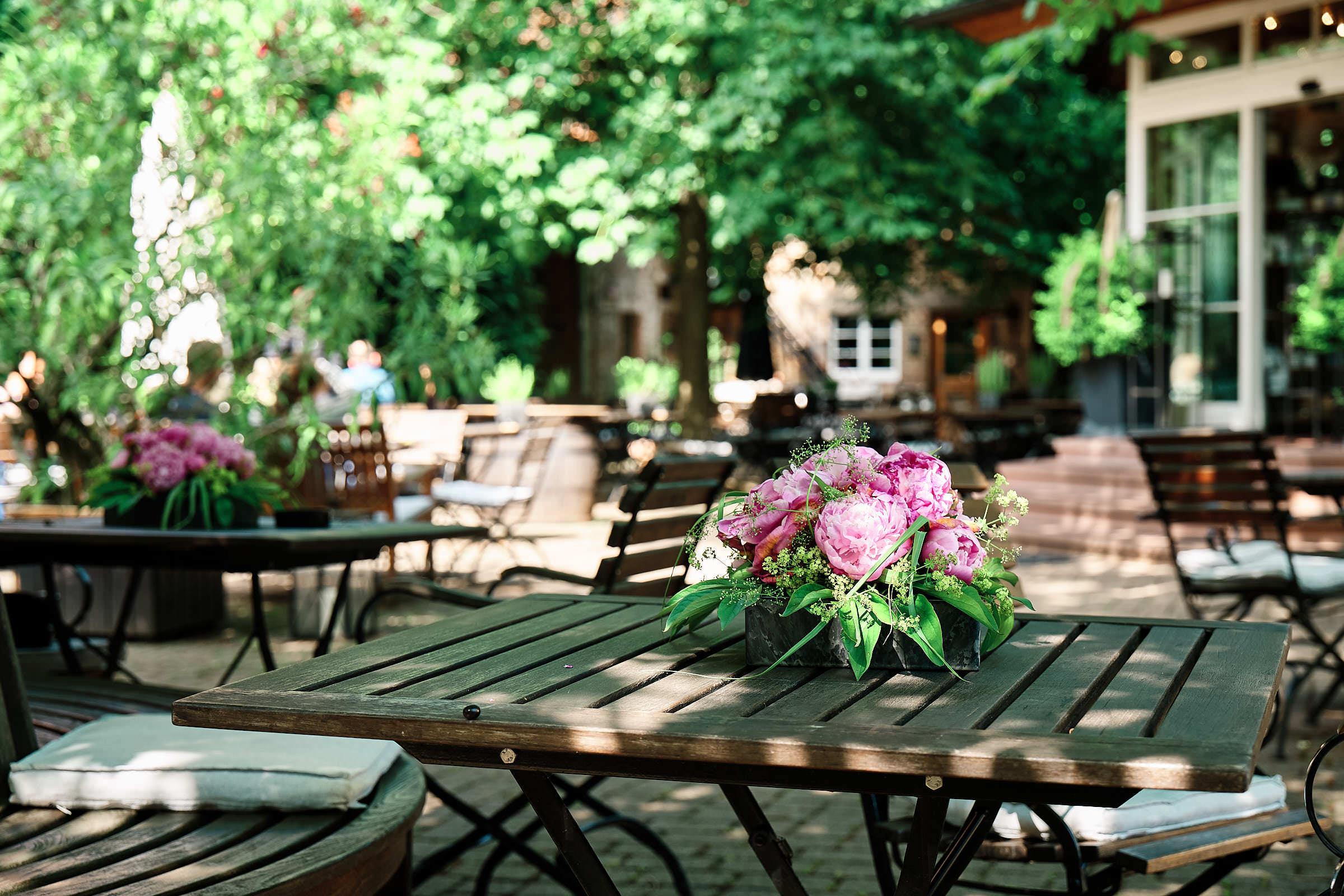 Als Hochzeitsfotograf im Hotel Grenzhof